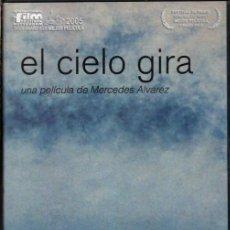 Cine: EL CIELO GIRA DVD (MERCEDES ALVAREZ) ...SUPER-DESCATALOGADO ....TE SACUDIRÁ !. Lote 253098400