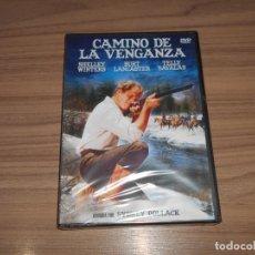 Cine: CAMINO DE LA VENGANZA DVD DE SYDNEY POLLACK BURT LANCASTER NUEVA PRECINTADA. Lote 211574814