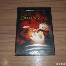 Cine: EL DENTISTA DVD DE BRIAN YUZNA TERROR NUEVA PRECINTADA. Lote 288606593