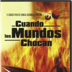 Cinema: CUANDO LOS MUNDOS CHOCAN - WHEN WORLDS COLLIDE (NUEVO). Lote 195855430