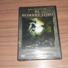 Cine: EL HOMBRE LOBO DVD LON CHANEY JR. UNIVERSAL NUEVA PRECINTADA. Lote 221860935