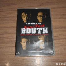 Cine: REBELION EN NEW PORT SOUTH DVD NUEVA PRECINTADA. Lote 294373513