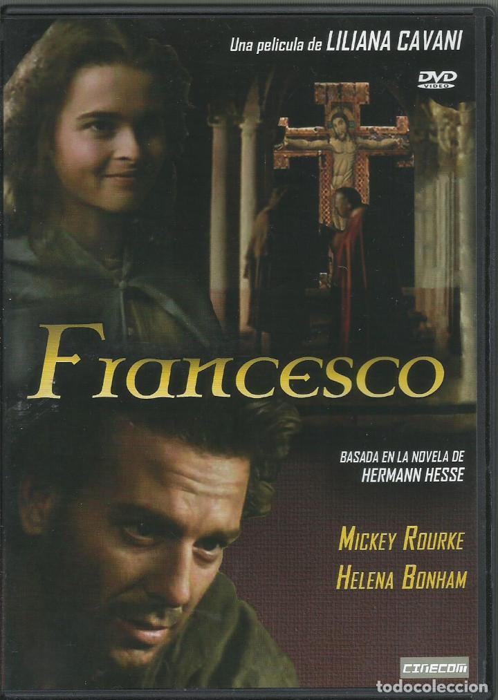 FRANCESCO (1989) (Cine - Películas - DVD)