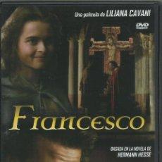 Cine: FRANCESCO (1989). Lote 195956022