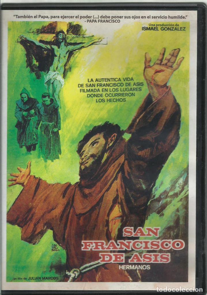 SAN FRANCISCO DE ASÍS HERMANOS (1974) (Cine - Películas - DVD)