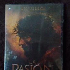 Cine: DVD ORIGINAL * LA PASIÓN DE CRISTO *. DTOR. MEL GIBSON. DESCATALOGADO. PRECINTADO.. Lote 196198433