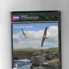 Cine: MUNDOS APARTE, DVD Nº15 BBC DAVID ATTENBOROUGH. Lote 50189857