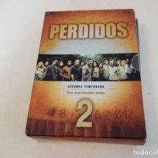 Cine: TEASLI. PERDIDOS. SEGUNDA TEMPORADA. 6 DVD.Y 1 DVD CONTENIDO EXTRA. MÁS 5 HORAS DE CONTENIDO EXTRA. Lote 196305605