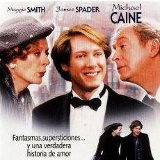 Cine: LLAMADA A ESCENA DVD (MAGGIE SMITH Y MICHAEL CAINE). NUEVA. ÚNICA PRECINTADA EN TC. Lote 196366710