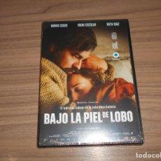 Cine: BAJO LA PIEL DE LOBO DVD MARIO CASAS NUEVA PRECINTADA. Lote 257406120
