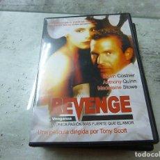 Cinema: DVD REVENGE, DE TONY SCOTT, CON KEVIN COSTNER, 1990 -N. Lote 196580487