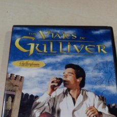 Cine: CINE DVD: LOS VIAJES DE GULLIVER *IMPECABLE*. Lote 196648363