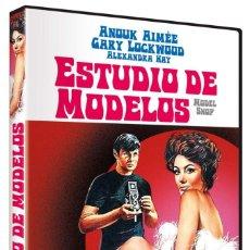 Cinema: ESTUDIO DE MODELOS - MODEL SHOP (NUEVO). Lote 286554898