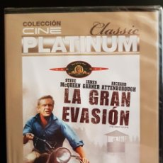 Cine: LA GRAN EVASION - **PRECINTADA - COL. CINE PLATINUM **DVD. Lote 196903588
