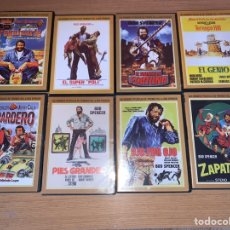 Cine: BUD SPENCER Y TERENCE HILL, 8 DVD. Lote 197024051