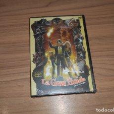 Cinéma: LA GRAN HUIDA DVD DENNIS QUAID CHRISTOPHER PLUMMER NUEVA PRECINTADA. Lote 197026760