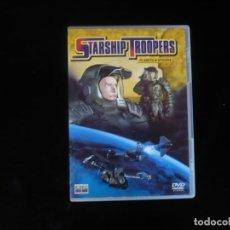 Cinema: STARSHIP TROOPERS PLANETA HYDORA - DVD COMO NUEVO. Lote 197125566