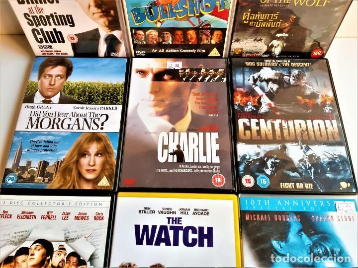 Cine: LOTE DE 12 PELICULAS EN DVD VARIAS - Foto 4 - 197217301