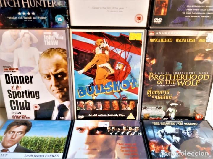 Cine: LOTE DE 12 PELICULAS EN DVD VARIAS - Foto 5 - 197217301