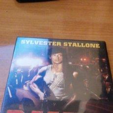Cine: CINE DVD: RAMBO ACORRALADO - SYLVESTER STALLONE *IMPECABLE*. Lote 197265893