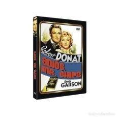 Cine: ADIOS MR CHIPS (ROBERT DONAT, GREER GARSON) - DVD NUEVO Y PRECINTADO. Lote 288606913
