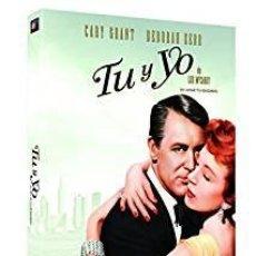 Cine: TU Y YO EDICION ESPECIAL 2 DVD + LIBRETO 16 PAG. + 5 POSTALES -CARY GRANT. Lote 197394955