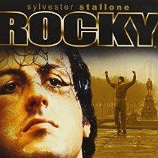 Cine: ROCKY -DVD EDICION ESPECIAL 25 ANIVERSARIO CON LIBRETO Y CAJA EXTERNA DESCATALOGADO. Lote 197406168