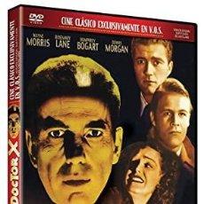 Cine: EL REGRESO DEL DOCTOR X DVD TERROR CLASICO SCI FI - BOGART. Lote 197407172