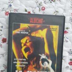 Cine: DVD LA MATANZA DE TEXAS, CLASICO TERROR. Lote 197471978