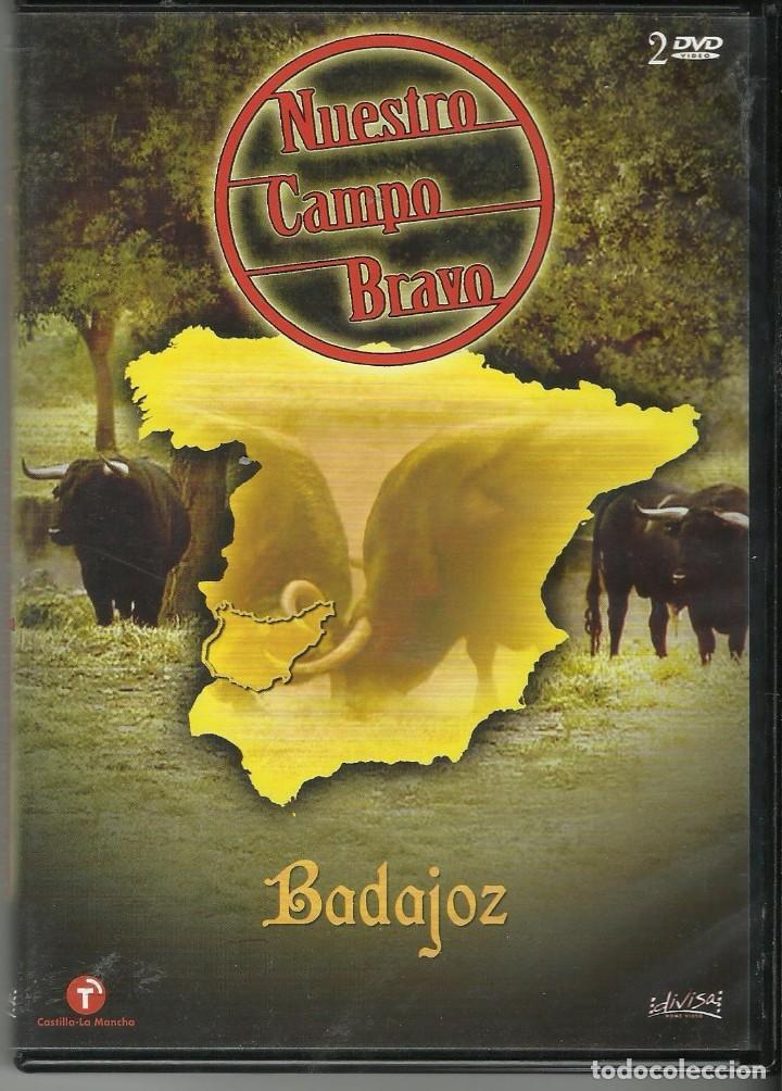 BADAJOZ NUESTRO CAMPO BRAVO (Cine - Películas - DVD)