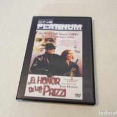 Cine: TEASLI. DVD VIDEO. EL HONOR DE LOS PRIZZI. DE JOHN HUSTON. CON JACK NICHOLSON. KATHLEEN TURNER. Lote 197845590