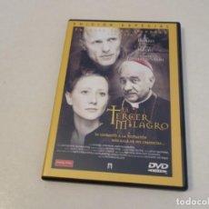 Cine: TEASLI. DVD VIDEO EDICIÓN ESPECIAL.EL TERCER MILAGRO. RICHARD HARRIS. ANNE HECHE. MANGA FILMS. Lote 197846486