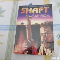Cine: TEASLI. DVD VIDEO. SHAFT EN ÁFRICA.. Lote 198186755