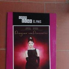 Cine: DVD - DESAYUNO CON DIAMANTES - BLAKE EDWARDS - AUDREY HEPBURN - OSCAR - (1961). Lote 198460140