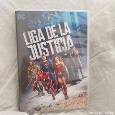 Cinéma: 14836 LIGA DE LA JUSTICIA DVD SEGUNDAMANO. Lote 207468095