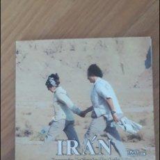 Cine: DVD VIAJES IRAN CORAZON LATIENTE DE ASIA. Lote 198604285