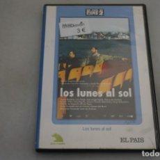 Cine: (9-B3) / 1 X DVD - LOS LUNES AL SOL / FERNANDO LEON DE ARANOA. Lote 198994348