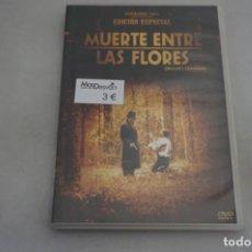 Cine: (9-B3) / 1 X DVD - MUERTE ENTRE LAS FLORES. Lote 198994612