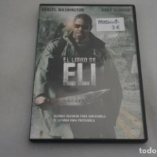 Cine: (9-B3) / 1 X DVD - EL LIBRO DE ELI - DENZEL WASHINGTON. Lote 198994732