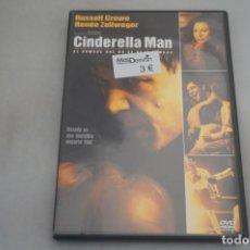 Cine: (9-B3) / 1 X DVD - CINDERELLA MAN - RUSSELL CROWE, RENEE ZELLWEGER. Lote 198994871