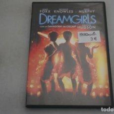 Cine: (9-B3) / 1 X DVD - DREAM GIRLS - JENNIFER HUDSON, JAMIE FOXX. Lote 198995157