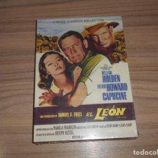 Cine: EL LEON DVD WILLIAM HOLDEN TREVOR HOWARD NUEVA PRECINTADA. Lote 269250478