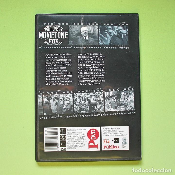 Cine: DVD Documental - Memoria recuperada de la República - Foto 2 - 199109821