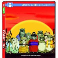 Cine: POMPOKO DVD (STUDIO GHIBLI). PERFECTO ESTADO. UN SOLO VISIONADO.. Lote 199130020