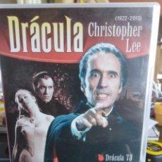 Cine: DRÁCULA 73 - LOS RITOS SATÁNICOS DE DRÁCULA - DRÁCULA, PRÍNCIPE DE LAS TINIEBLAS - CHRISTOPHER LEE. Lote 199143231