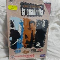 Cine: 15190 PACK LA CUADRILLA - DVD NUEVO PRECINTADO. Lote 199174242