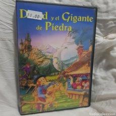 Cine: 15191 DAVID Y EL GIGANTE DE PIEDRA - DVD SEGUNDAMANO. Lote 199174386
