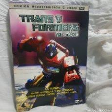Cine: 15193 TRANSFORMERS THE MOVIE - DVD SEGUNDAMANO. Lote 199174430