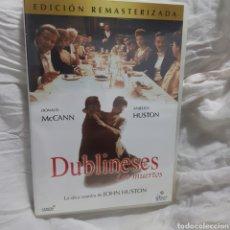 Cine: 15194 DUBLINESES LOS MUERTOS - DVD SEGUNDAMANO. Lote 199174448