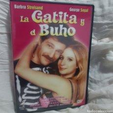 Cine: 15196 LA GATITA Y EL BUHO - DVD SEGUNDAMANO. Lote 199174472